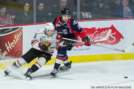 Spitfires vs Owen Sound 13