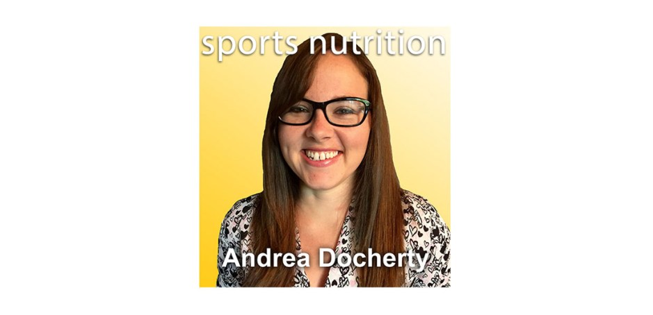 Andrea-Docherty, The 3 R's of Recovery Nutrition, Reduce Inflammation with Proper Nutrition