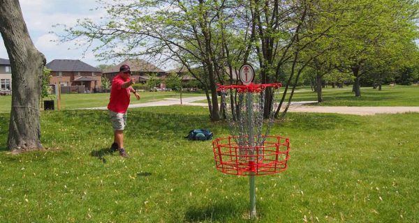 DISC GOLF COMES TO TECUMSEH