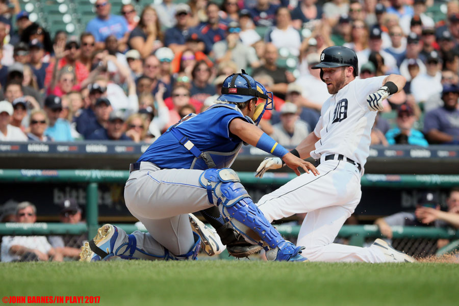 Tigers vs Royals September 4 2017 PIX