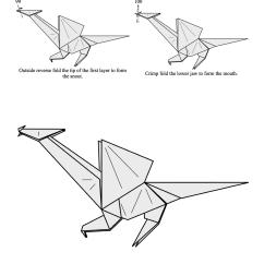 Intermediate Origami Dragon Diagram Vga Connector Wiring  In Progress