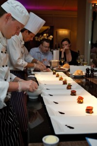 Chefs at The Montagu, Hyatt Regency