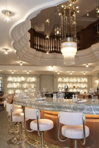 The Fountain Restaurant bar, Fortnum & Mason