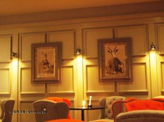 Cattle portraits at Bistro du Vin, Soho