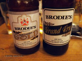 Brodie's East London Gold and Grand Cru