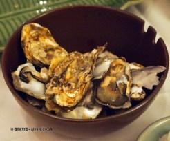 Oyster shells at Patara, Greek Street