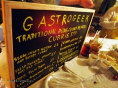 Gastrogeek at The Long Table