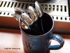 Spoons at Fish in a Day, Food Safari