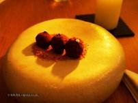 Chocolate truffles, Mauro Colagreco and Nuno Mendes at Viajante
