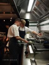 Chefs, Bubbledogs Kitchen Table, Fitzrovia