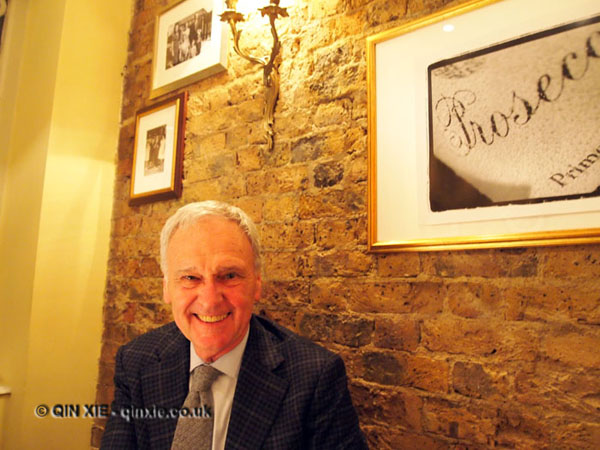 Nino Franco at Babbo, Mayfair