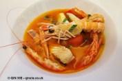 San Salvo fish soup, Ristorante Al Metrò, Abruzzo