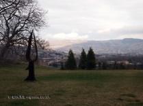 The view at Ristorante Reale, Abruzzo