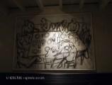 Art, Graanmarkt 13, Antwerp, Belgium