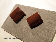 Glass, sugar and cocoa as a cookie, Mugaritz, Errenteria