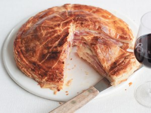 Cheese & Ham Pie