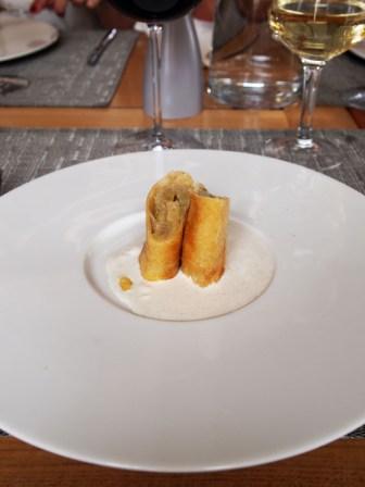 Apple croustillant, Domaine Gayda, Brugairolles