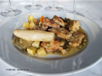 Vegetable soup, Beronia, Rioja
