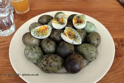 Gull's Egg & Seaweed Salt, Lyle's, London
