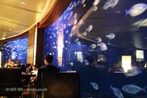 Restaurant interiors, Submarino, Valencia