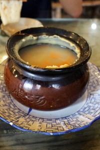 Pumpkin soup, Tian Yuan Yin Xiang, Chengdu
