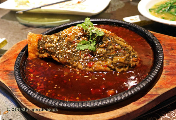 Eating out in China, Part One: Chengdu