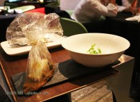 Black cod in the bag , Mr & Mrs Bund, Shanghai