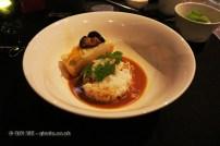 Black cod in the bag , Mr & Mrs Bund, Shanghai