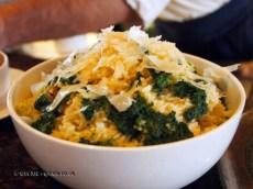Basmati risotto at APEDA basmati rice conference
