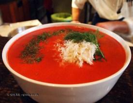 Rice soup at APEDA basmati rice conference
