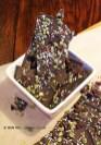 Chocolate shards, Christmas 2014, Chez Xie