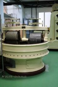Conche machine, Diamond Chocolate Factory
