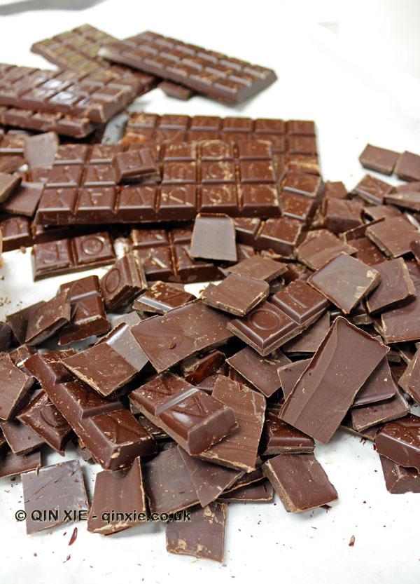 Finished chocolate, Diamond Chocolate Factory
