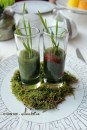 Rose pearl and wheatgrass shot, Scents of Summer Afternoon Tea at Wellington Lounge