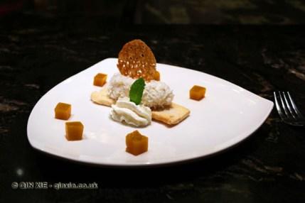 Coconut rice dessert, Kimonos, Sandals La Source Grenada