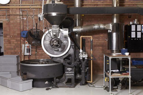 roasters Square Mile Coffee