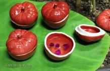 Tomato, #AtxaAndreRicard at Azurmendi, Larrabetzu