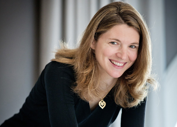 Stephanie de Bouard, photo by Deepix