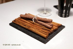 Cinnamon sticks, El Poblet, Valencia