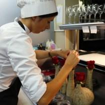 Prep kitchen, Quique Dacosta, Denia