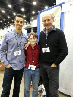 Oldest with Josh and Russ Berg of BFB