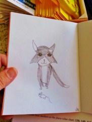 Sparkles illustrated Littlest's story