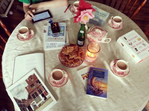poetry and tea