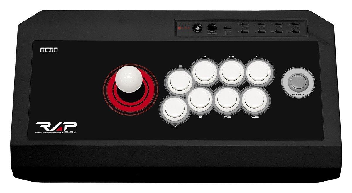 Hori Real Arcade Pro V3 SA | inputlag.science