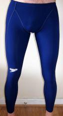 speedo FASTSKIN FS-PRO Legskin 28 blue back