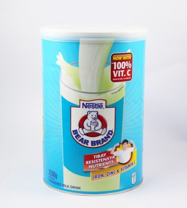 Bear Brand Powdered Milk Drink 2,200 grams