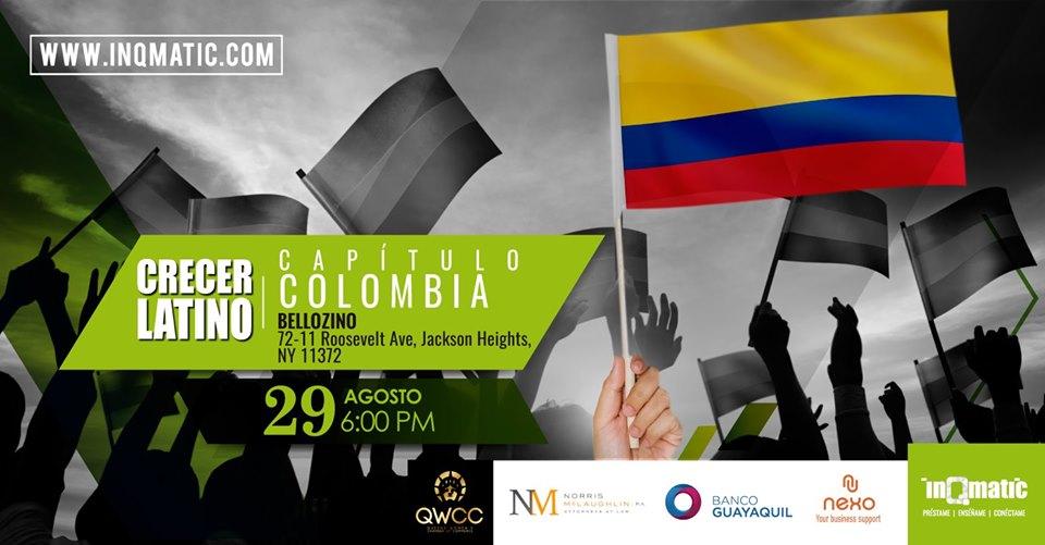 #CrecerLatino #Colombia