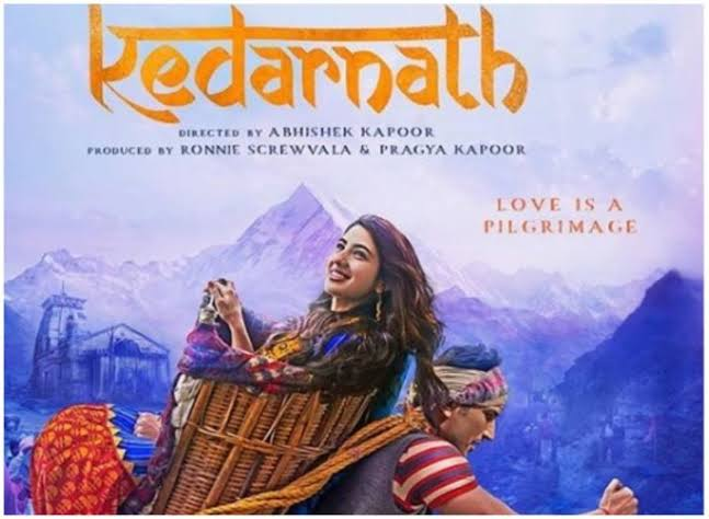 Download KEDARNATH full movie HD 720P Now