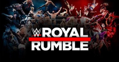 Royal Rumble 2019 poster