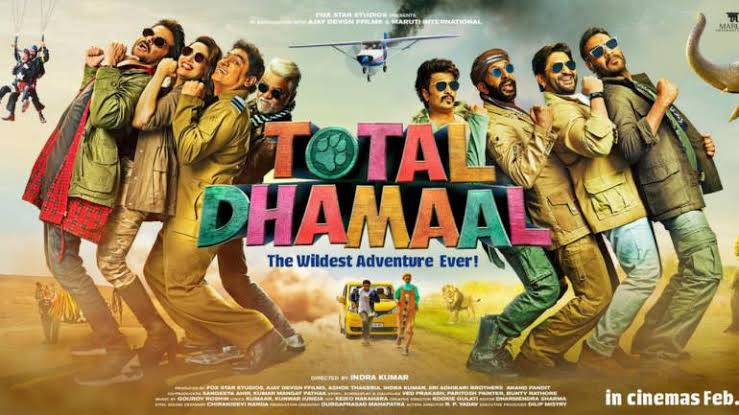 Download TOTAL DHAMAAL HD 720P thumb